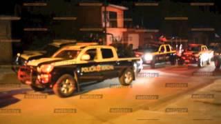 Siete policías heridos por balacera en Santa Rosa Jáuregui