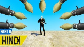 Let\'s Kill Slender Man | GTA 5 | #Slender Man #6