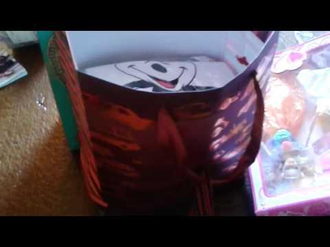 Покупки с алиэкспресс на подарки чужим детям. (или наш день!)))