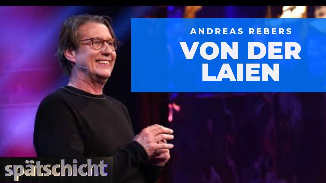 Andreas Rebers: Was Ursula von der Leyen mit Adam und Eva gemeinsam hat | SWR Spätschicht