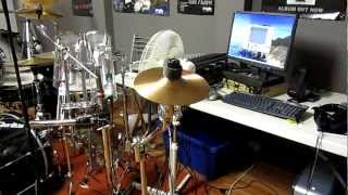 """Paiste 2002 6"""" Accent Cymbal"""