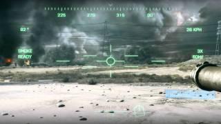 [PC-HD]Battlefield 3 Singleplayer Campaign ( Sixth Mission - Thunder Run ) Tanks!