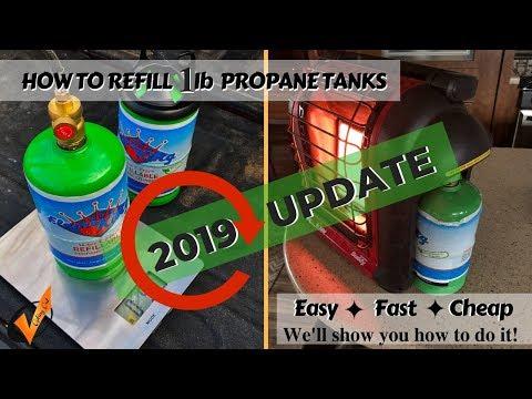 Repeat 17lb Capacity Lightweight Composite Propane / LPG
