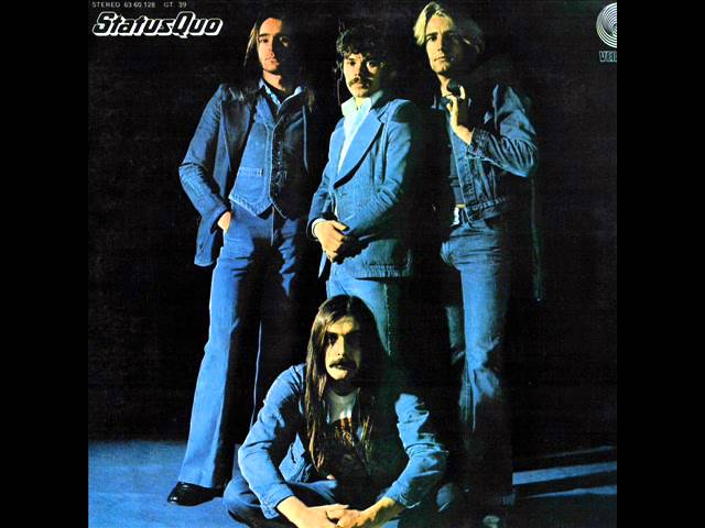 Status Quo Blue For You Chords Chordify