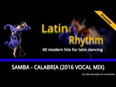 SAMBA   Johny M & Dj Maksy - Calabria [2016 Vocal mix] (51 BPM)
