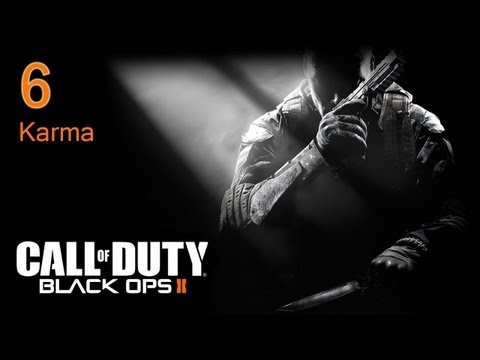 Black Ops 2 - Campaign   Mission 6 - Karma w/Dales