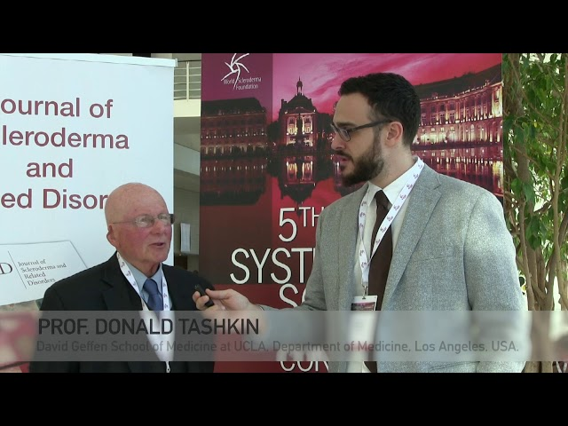 WSC2018 - Interview Prof. Donald Tashkin