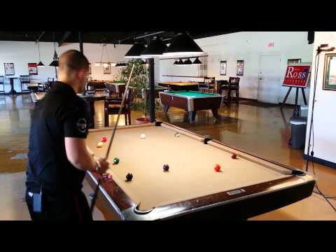 Jayson Shaw Shoots with a Meucci Pool Cue - Budget Billiards