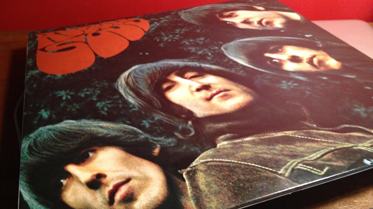 The Beatles Rubber Soul 2012 Vinyl Remaster Youtube