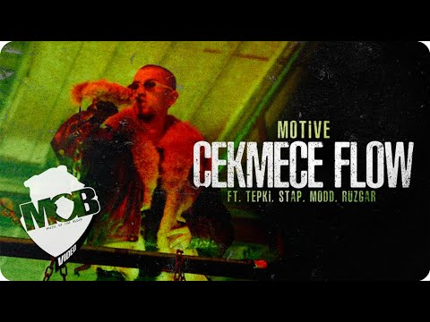 Motive - Çekmece Flow feat. Tepki, Stap, Modd, Rüzgar (Official Video)