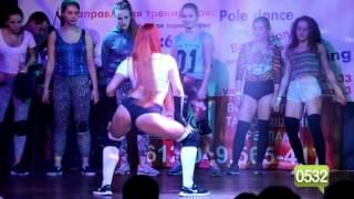 Twerk battle часть 2