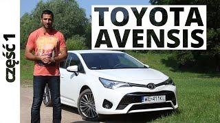 Toyota Avensis 2.0 Valvematic 152 KM, 2015 - test AutoCentrum.pl #212