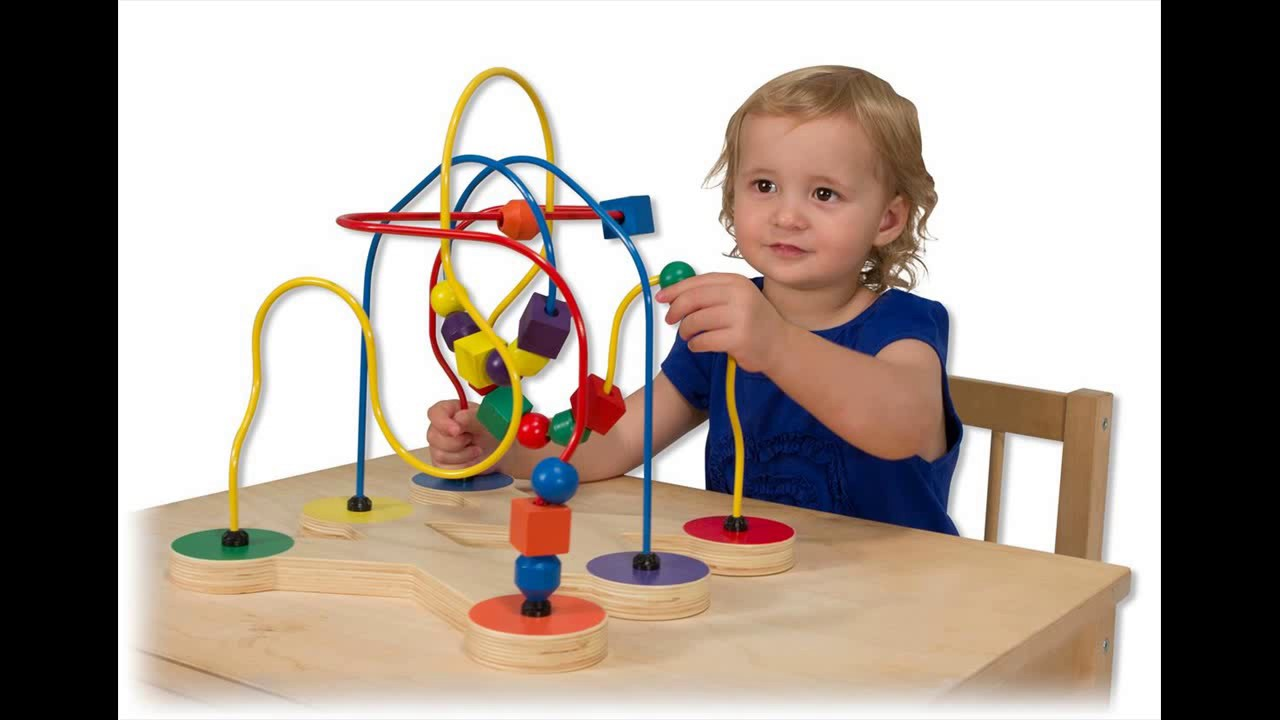 Recommended Toys For 1 Year Old Baby Girl Youtube