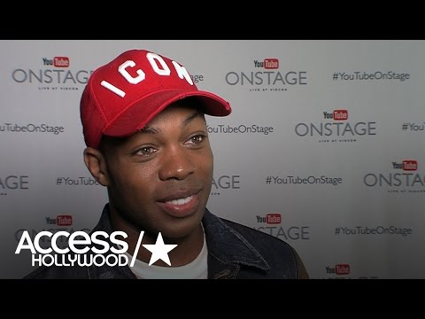 Todrick Hall On Having RuPaul As A Mentor & His Friendship With Taylor Swift | Access Hollywood