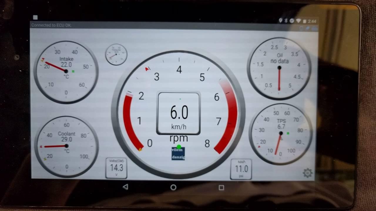 Obd2 Bluetooth Reader and Torque App? - G4+ - Link Engine