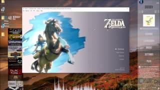 Cemu: Zelda Breath of the Wild 4k 60 FPS (Set up/Tutorial) BOTW