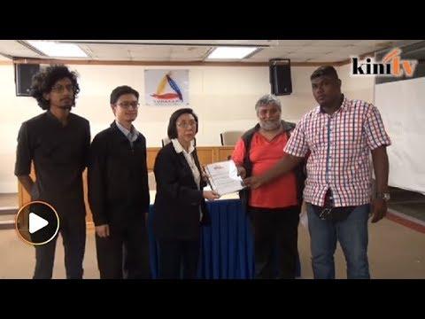 Bekas polis ditahan tidak sah, SUARAM hantar memorandum pada SUHAKAM