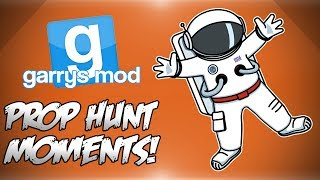Garrys Mod Prop Hunt Funny Moments! - Vanoss The Troll, Space Commander, Delirious Mom