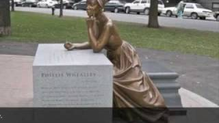 Phillis Wheatley From Africa to America and Beyond