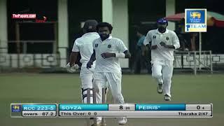 Nisala Tharaka claims 3rd five-wicket haul in domestic cricket