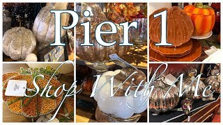 PIER 1~FALL FALL EVERYWHERE!!!!  COME CHECK THE LATEST WITH ME