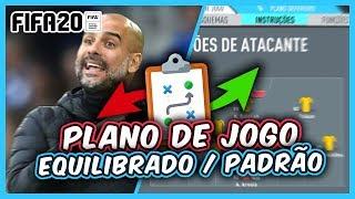 FIFA 20 | TÁTICAS, FORMAÇÕES, INSTRUÇÕES E DICAS ( EQUILIBRADO / PADRÃO ) FORMAÇÃO 4231