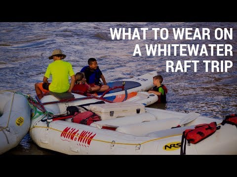What To Wear On Your Whitewater Rafting Trip | Mild To Wild Rafting & Jeep Tours