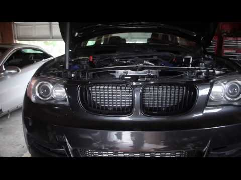 """Delete Secondary Cats DIY 135i n54 BMW + 3"""" turbo downpipes (catless)"""