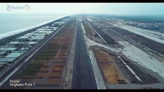 Melihat Kesiapan Landas Pacu Bandara Baru NYIA Yogyakarta