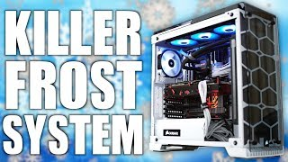 My First AMD Threadripper System - The Killer Frost Build!