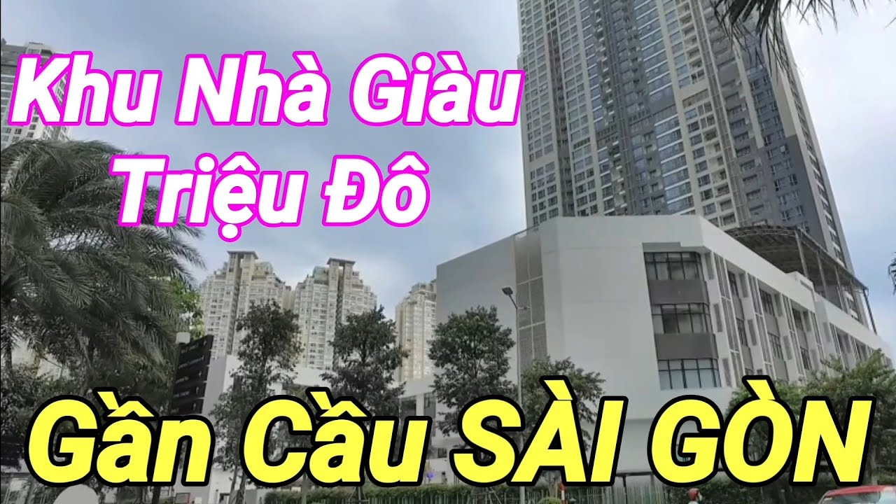 Dạo Quanh Khu Giàu Sài Gòn (Công Viên, Bến Du Thuyền ở Khu Landmark 81)