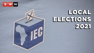 The Electoral Commission of South Africa (IEC) held a briefing following the announcement by President Cyril Ramaphosa of 27 October 2021 as the date for local government elections. The IEC outlined the logistics and issues relating to COVID-19 in the briefing.  #LocalElections2021 #ElectionsSouthAfrica