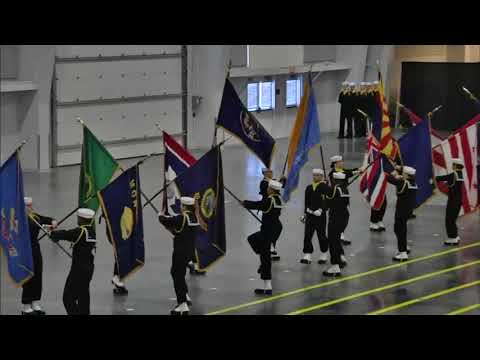 U.S. Navy - Recruit Training Command Graduation on 12.01.17