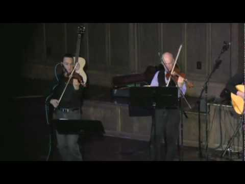 "Carpe Diem plays ""Peasebottom"" - Mvt 5 from Fiddle Suite Montana"