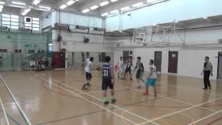 九龍工業 VS 貳捌壹零 08-03-2015 GAME 2 第四屆康仁超級籃球聯賽 第一節