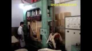 High Frequency  Plywood Bending Machine (three Direction Pressure)
