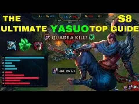 How to Play Yasuo in 2019 - Yasuo Season 9 PRO Guide - Build, Runes, Tips  and More ! [TOP]