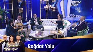 Sibel Can & Hakan Altun & Hüsnü Şenlendirici & Ata Demirer - Bağdat Yolu