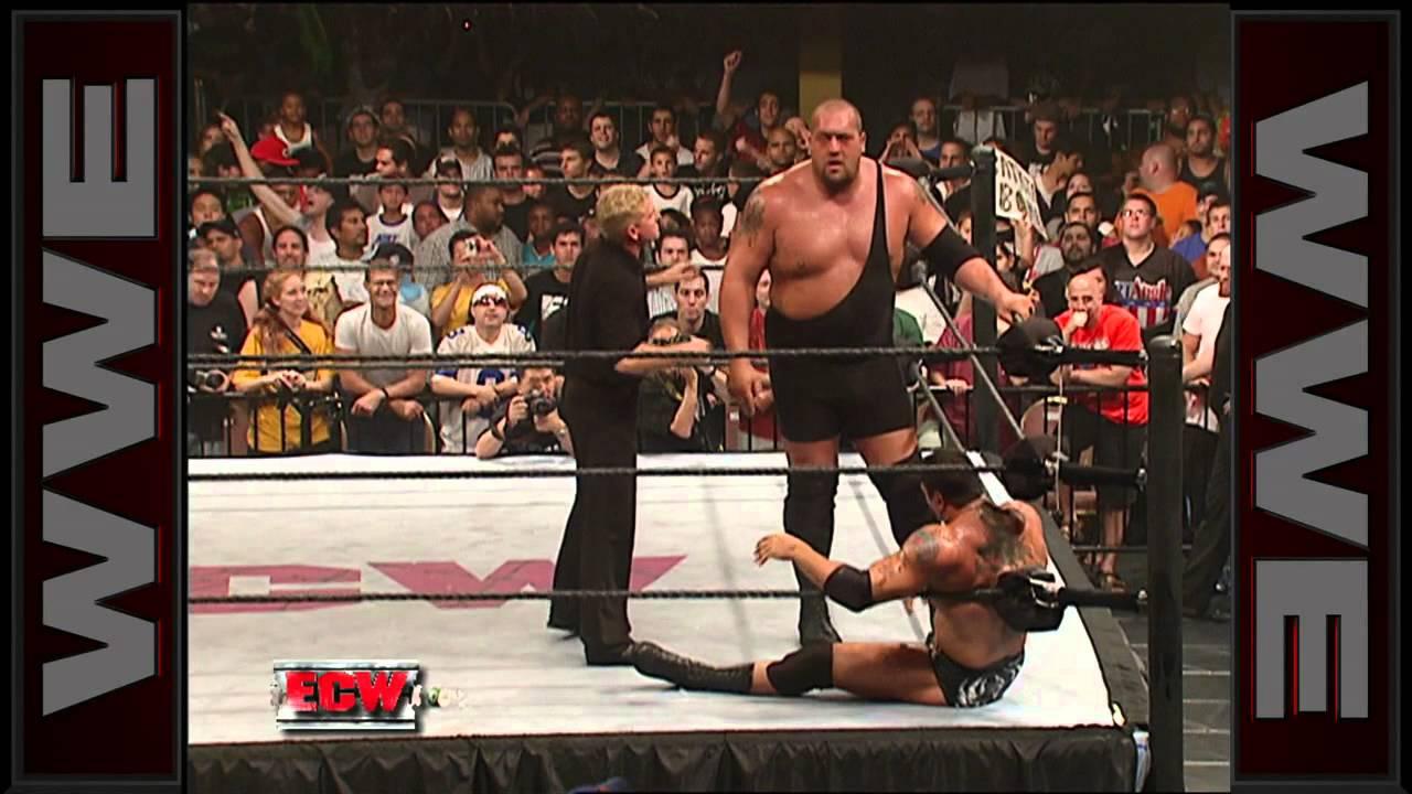 Big Show Vs Batista Ecw August 1 2006 Youtube