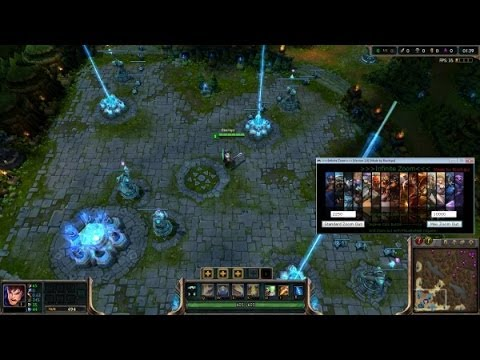 Infinite Zoom Hack Tool For League Of Legends Safe And Undetected 2014