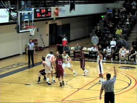 Men's Basketball vs Mesa State - 2010.mov