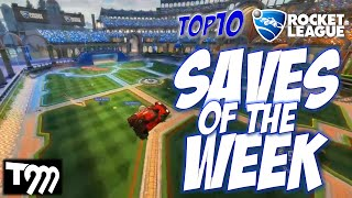 ROCKET LEAGUE - Top 10 Saves Of The Week #8
