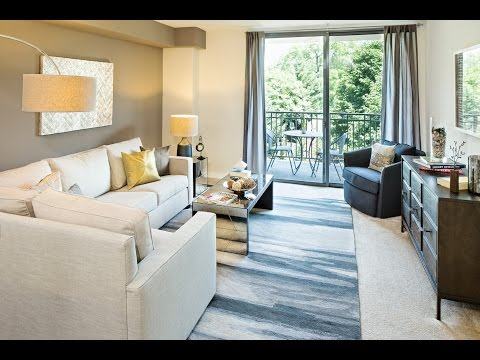 The Whitney GoPro Tour | One Bedroom Model Apartment Home | Bethesda Apartments