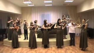 Г.Синисало Дуэт Илмаринена и невесты из балета