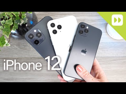 iPhone 12 / Pro / Pro Max: First Look Hands On