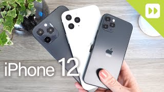 Iphone 12 / Pro / Max Pro: First Look Hands On