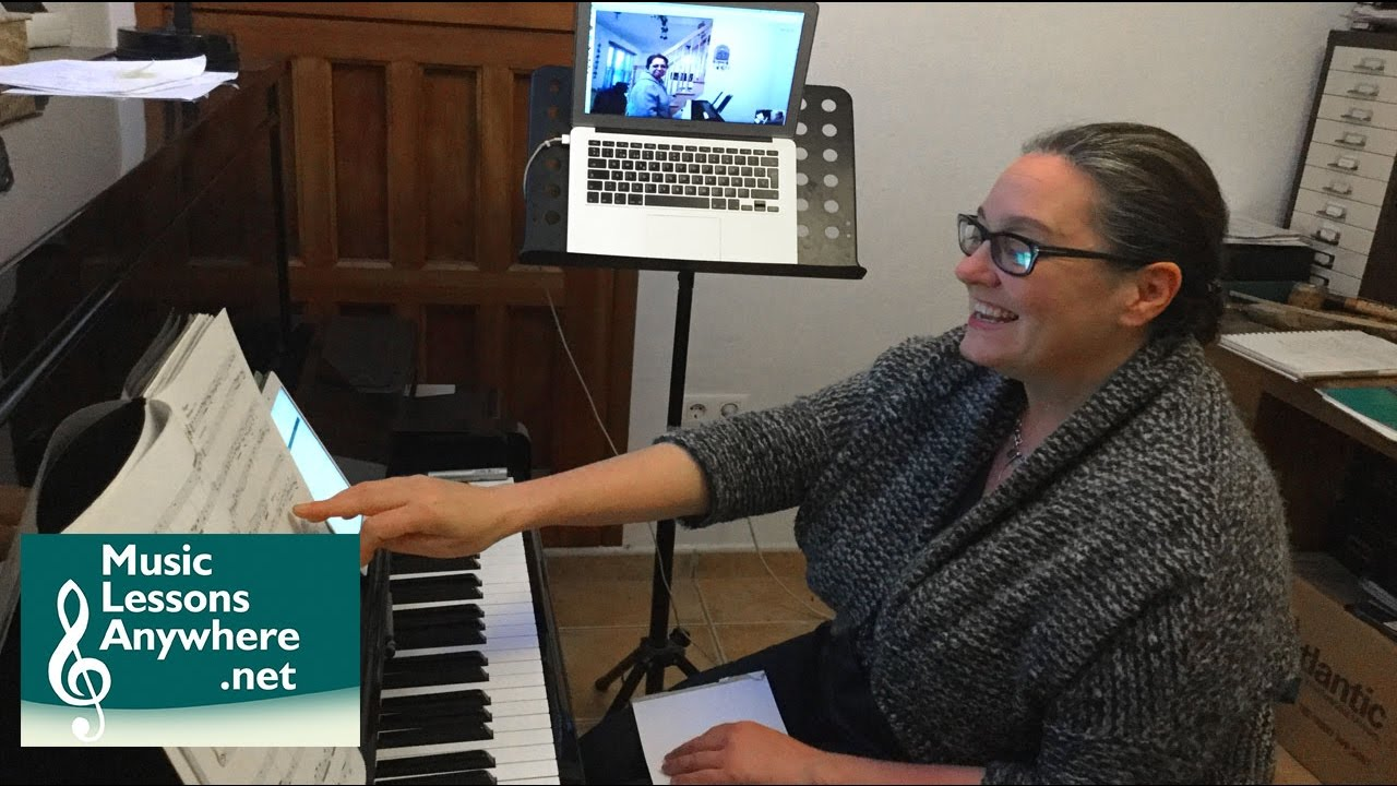 Online music lessons for adults at Music Lessons Anywhere