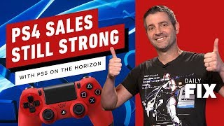 PS4 Sales Still Impressive With PS5 On the Horizon - IGN Daily Fix