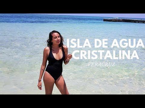 ¡SORPRENDENTE! ESTA ISLA DE VERACRUZ PARECE DEL CARIBE