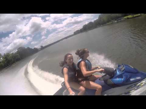 GoPro Lake Oconee Summer 2015